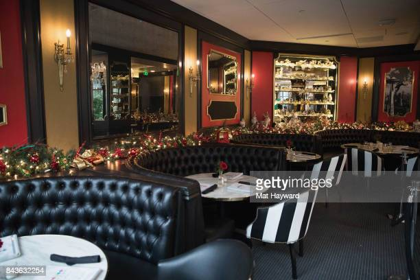 General view of atmosphere during the Grand Opening Of Sugar Factory American Brasserieon September 6 2017 in Bellevue Washington