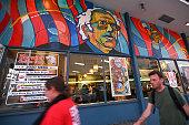 "Grand Re-Opening Of ""Bernie's"" Coffee Shop In Los..."