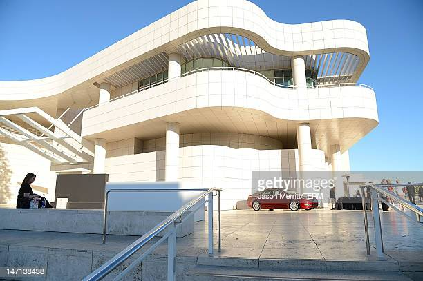 A general view of atmosphere during the Herb Ritts LA Style Short Documentary Premiere held at Getty Center on June 25 2012 in Los Angeles California