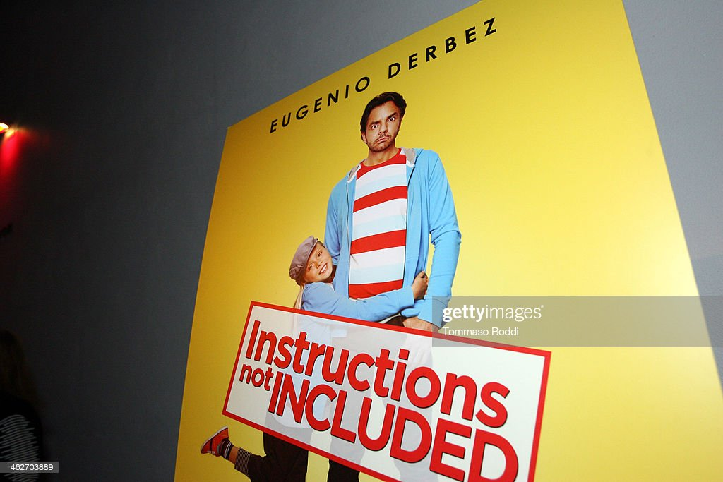 A general view of atmosphere during the 'Instructions Not Included' screening and reception on January 14 2014 in Los Angeles California