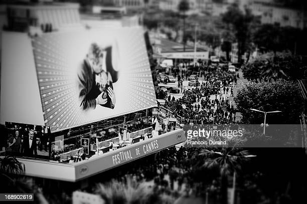 General view of atmosphere during the 'Jeune Jolie' premiere during The 66th Annual Cannes Film Festival at the Palais des Festivals on May 16 2013...