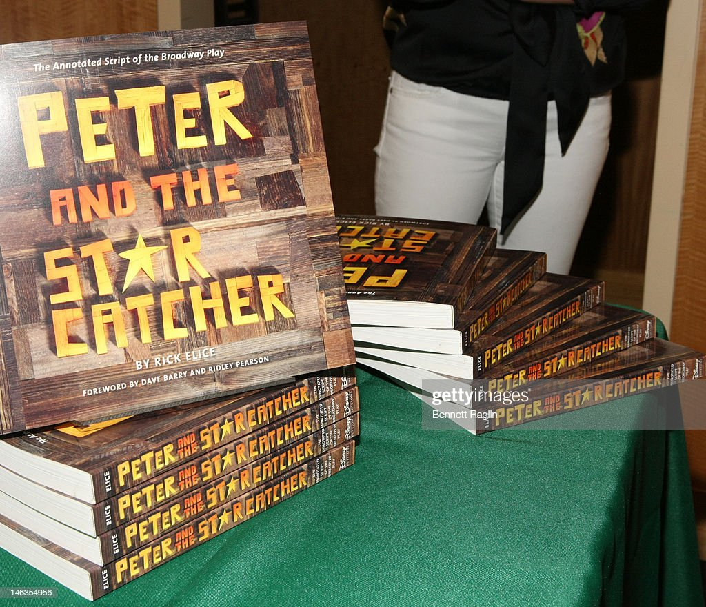 A general view of atmosphere during the 'Peter And The Starcatcher' Q & A And Autograph Signing at Barnes & Noble, 86th & Lexington on June 14, 2012 in New York City.