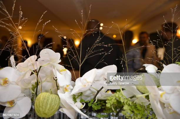 A general view of atmosphere during the Surface Magazine Fall Fashion Issue 2017 Presentation on October 16 2017 in Paris France