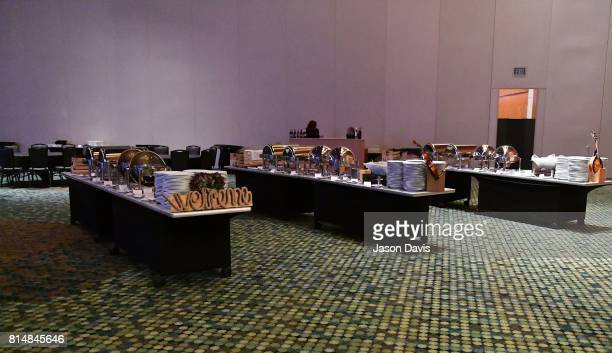 A general view of atmosphere during Top 100 Dealer Awards at Summer NAMM at Music City Center on July 14 2017 in Nashville Tennessee