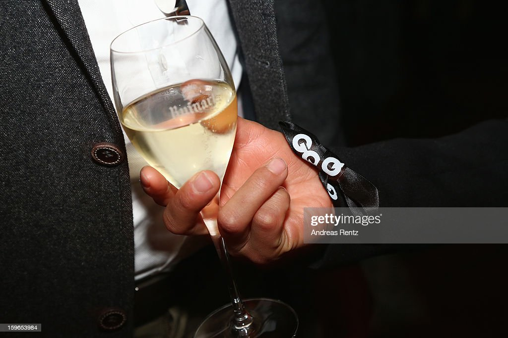 A general view of atmosphere is pictured at GQ Best Dressed cocktail at Das Stue hotel on January 17, 2013 in Berlin, Germany.