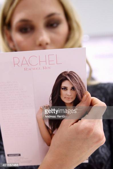 A general view of atmosphere is pictured during the Rachel Roy collection presentation at Karstadt on November 21 2013 in Hamburg Germany