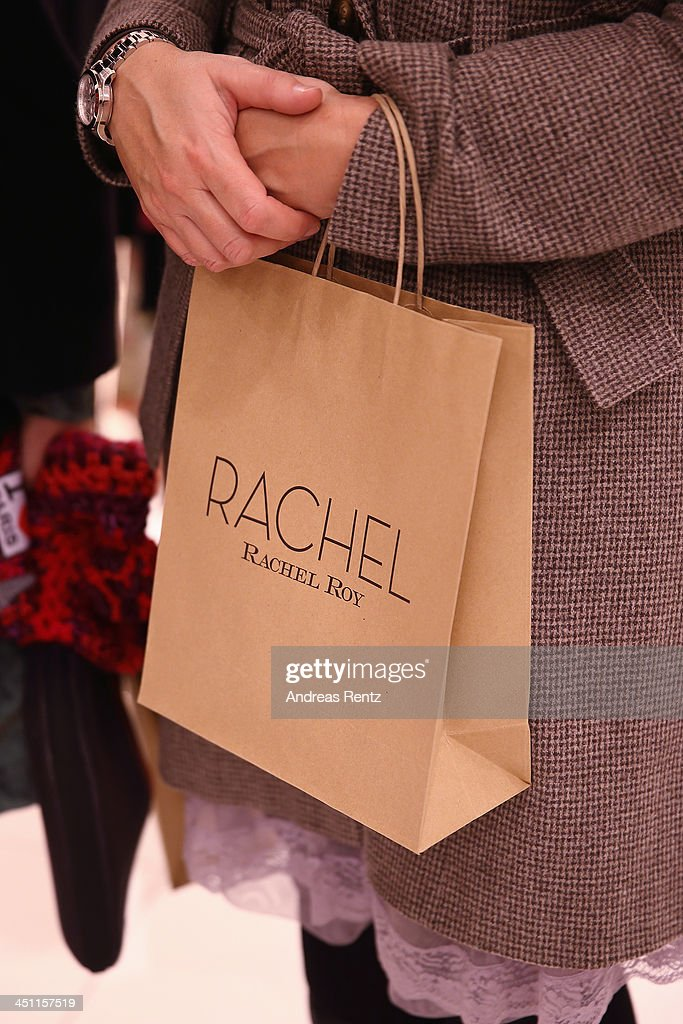 A general view of atmosphere is pictured during the Rachel Roy collection presentation at Karstadt on November 21, 2013 in Hamburg, Germany.