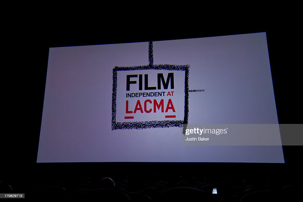A general view of atmosphere is seen during the Spotlight on the Craft: Canon Explores Creative Collaboration during the 2013 Los Angeles Film Festival at Regal Cinemas L.A. Live on June 16, 2013 in Los Angeles, California.