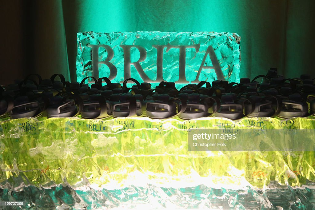 A general view of atmosphere of Brita at Sundance Film Festival on January 18, 2013 in Park City, Utah.