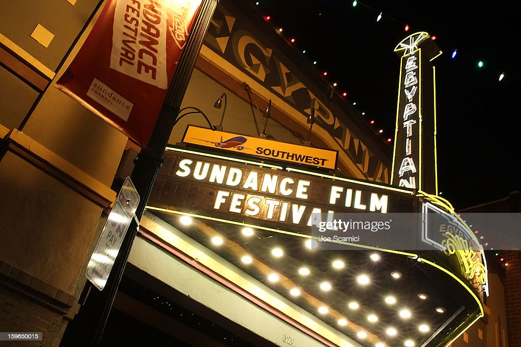A general view of atmosphere on Day 1 - 2013 Sundance Film Festival on January 17, 2013 in Park City, Utah.
