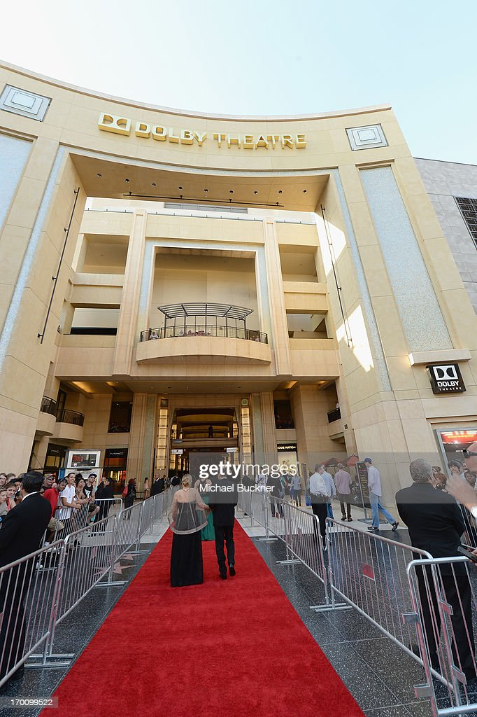 A general view of atmosphere outside AFI's 41st Life Achievement Award Tribute to Mel Brooks at Dolby Theatre on June 6, 2013 in Hollywood, California. 23647_002_MB_0518.JPG