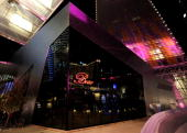 A general view of Beso at Crystals at CityCenter the project's retail and entertainment district December 8 2009 in Las Vegas Nevada The 67acre USD...