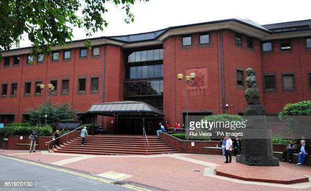 A general view of Birmingham Crown Court after the sentencing of Magdelena Luczak and Mariusz Krezolek who have both been jailed for at least 30...