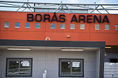 General view of Boras Arena before the Allsvenskan match between IF Elfsborg and IFK Goteborg at Boras Arena on July 17 2016 in Boras Sweden