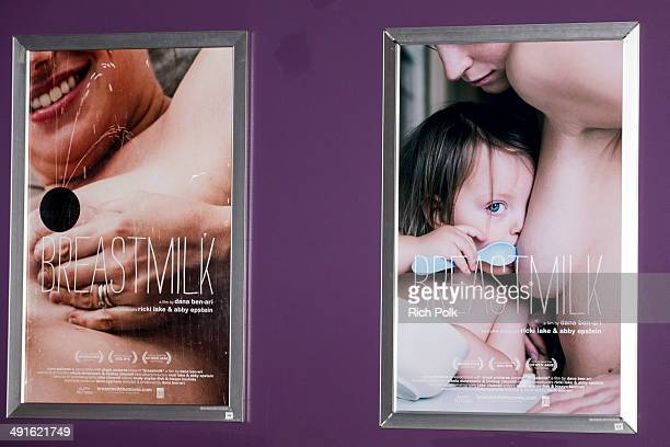 General view of 'Breastmilk' Los Angeles Premiere on May 16 2014 in Santa Monica California