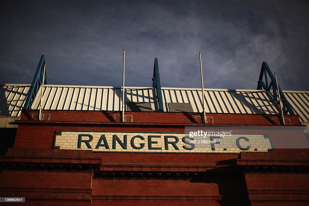 A general view of brox Stadium on February 15, 2012 in Glasgow, Scotland. The Clydesdale Bank Premier League club entered administration yesterday over an unpaid tax bill of 9 million GBP..