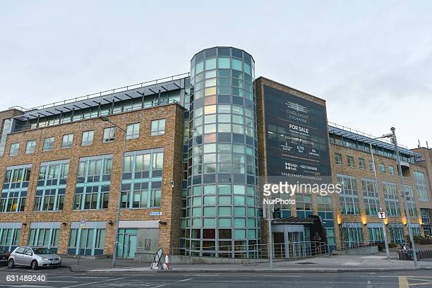 A general view of Charlemont Exchange FOR SALE at Charlemont Place in Dublin 2 This building forms part of a larger mixeduse complex which includes...