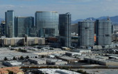A general view of CityCenter October 23 2010 in Las Vegas Nevada Nevada once had among the lowest unemployment rates in the United States at 38...