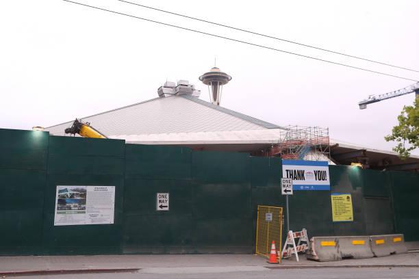 WA: Future Home Of NHL Team Seattle Kraken Climate Change Arena