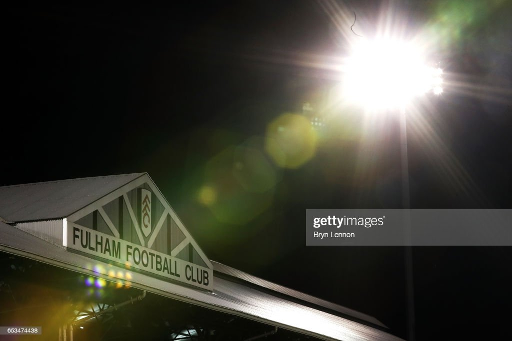 A general view of Craven Cottage prior to the Sky Bet Championship match between Fulham and Blackburn Rovers at Craven Cottage on March 14, 2017 in London, England.