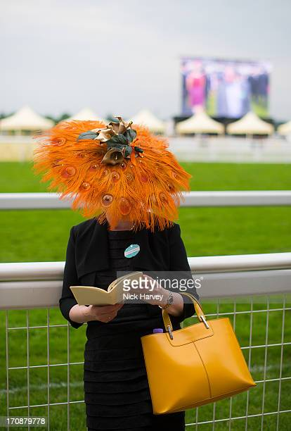 General view of Day 2 of Royal Ascot at Ascot Racecourse on June 19 2013 in Ascot England