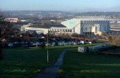 General view of Elland Road Stadium on January 9 2013 in Leeds United Kingdom