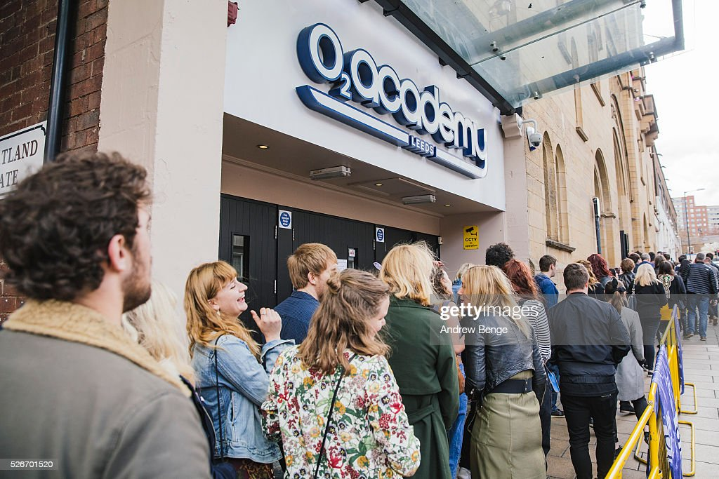 General view of festival goers at O2 Academy at Live At Leeds on April 30, 2016 in Leeds, England.