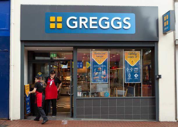 GBR: Greggs Bakery Reopens