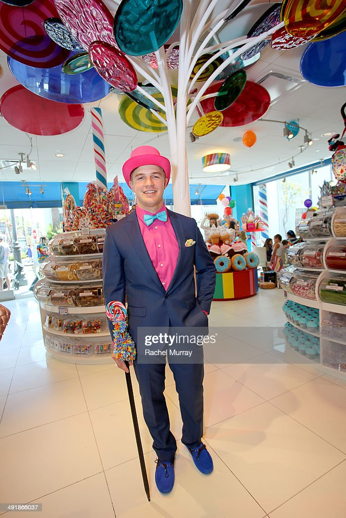 A general view of guests during Dylan's Candy Bar Candy Girl Collection LA launch event at Dylan's Candy Bar on May 17, 2014 in Los Angeles, California.