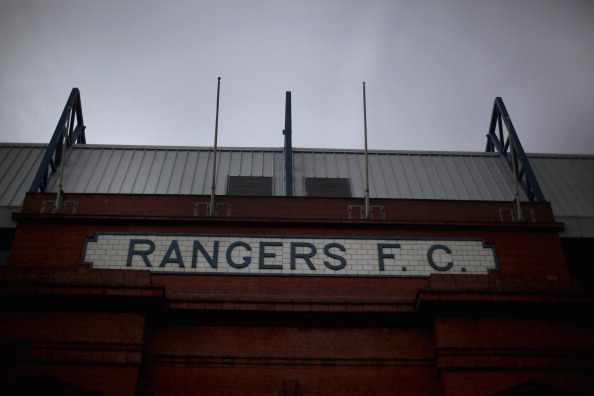 Rangers FC To Go Into Administration : News Photo
