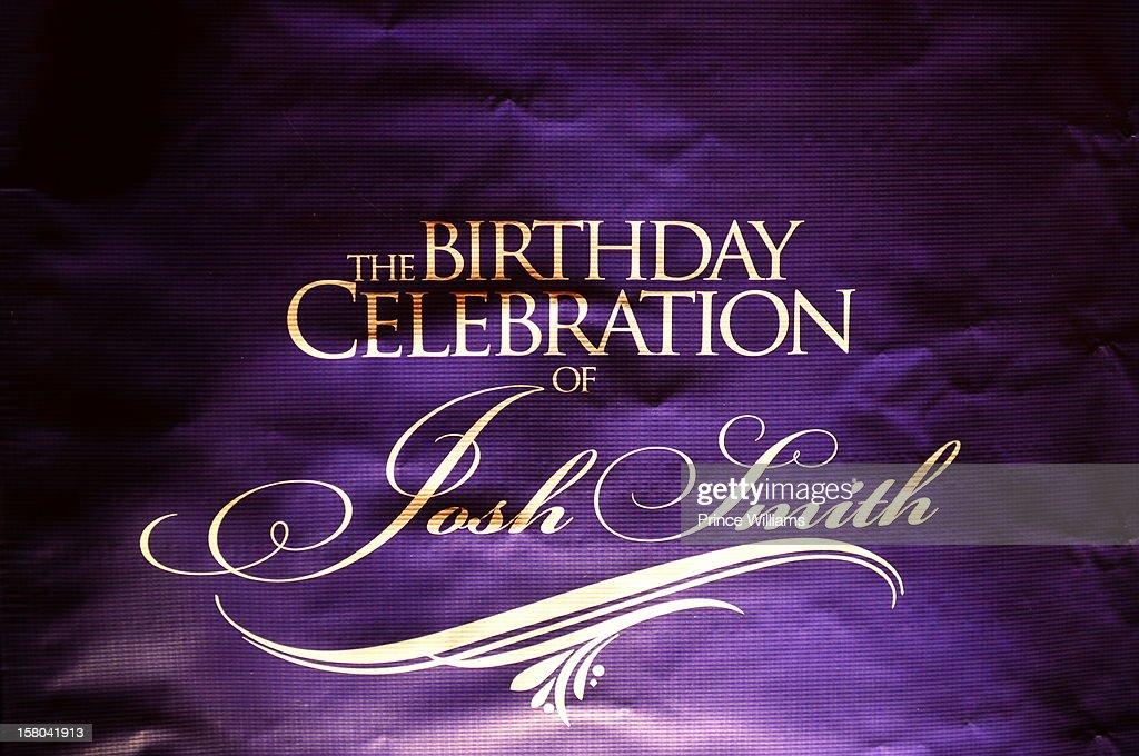 General view of Josh Smith's Birthday Celebration at STK on December 5, 2012 in Atlanta, Georgia.