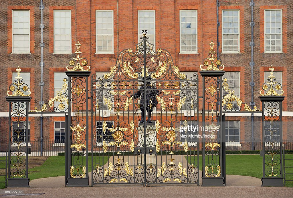 A general view of Kensington Palace on January 08, 2013 in London, England. Prince William, Duke of Cambridge and Catherine, Duchess of Cambridge are scheduled to take up residence in apartment 1A of the Palace in 2013.