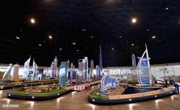 A general view of Legoland Dubai on August 10 2017 in Dubai United Arab Emirates