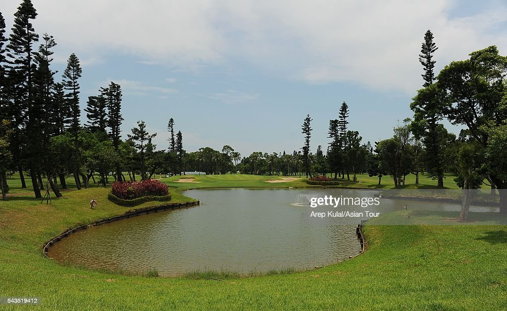 General view of Linkou International Golf & Country Club during Yeangder Tournament Players Championship 2016 on June 29, 2016 in Taipei, Taiwan.