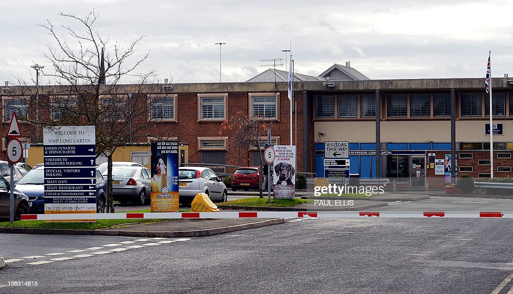 A general view of Long Lartin Prison near Evesham in central England, on November 13, 2012, where terror suspect Abu Qatada was held. Britain released on November 13 Abu Qatada from prison on bail after judges ruled that the man dubbed Osama bin Laden's right-hand man in Europe should not be extradited to Jordan.