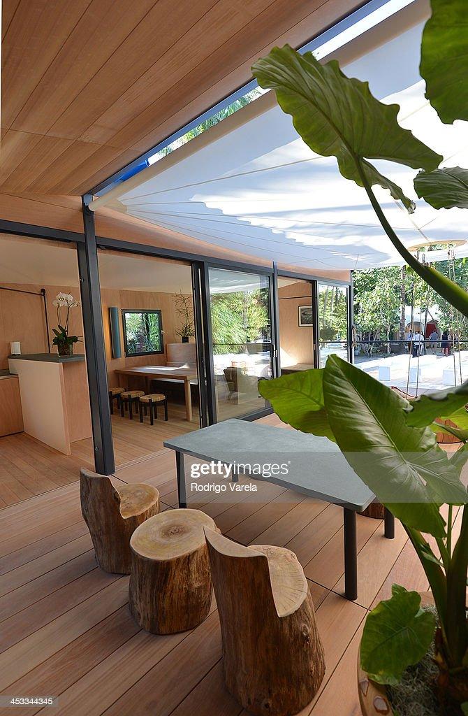 louis vuitton debuts charlotte perriand 39 s 39 la maison au bord de l 39 eau 39 design miami satellite. Black Bedroom Furniture Sets. Home Design Ideas