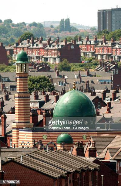 A general view of Makkah Masjid Mosque in Leeds' Brudenell Road The family of bomber Mohammad Sidique Khan today spoke of their devastation and urged...