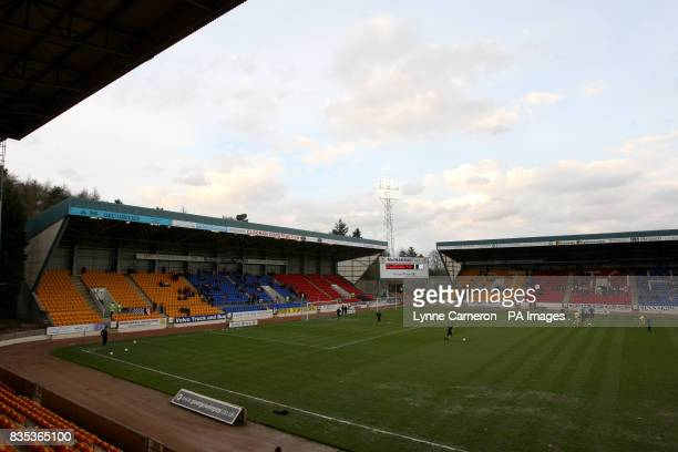 General view of McDiarmid Park