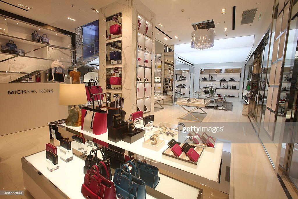 micheals kors outlet gwrn  A general view of Michael Kors Kerry Centre Flagship Store during the  opening ceremony on May