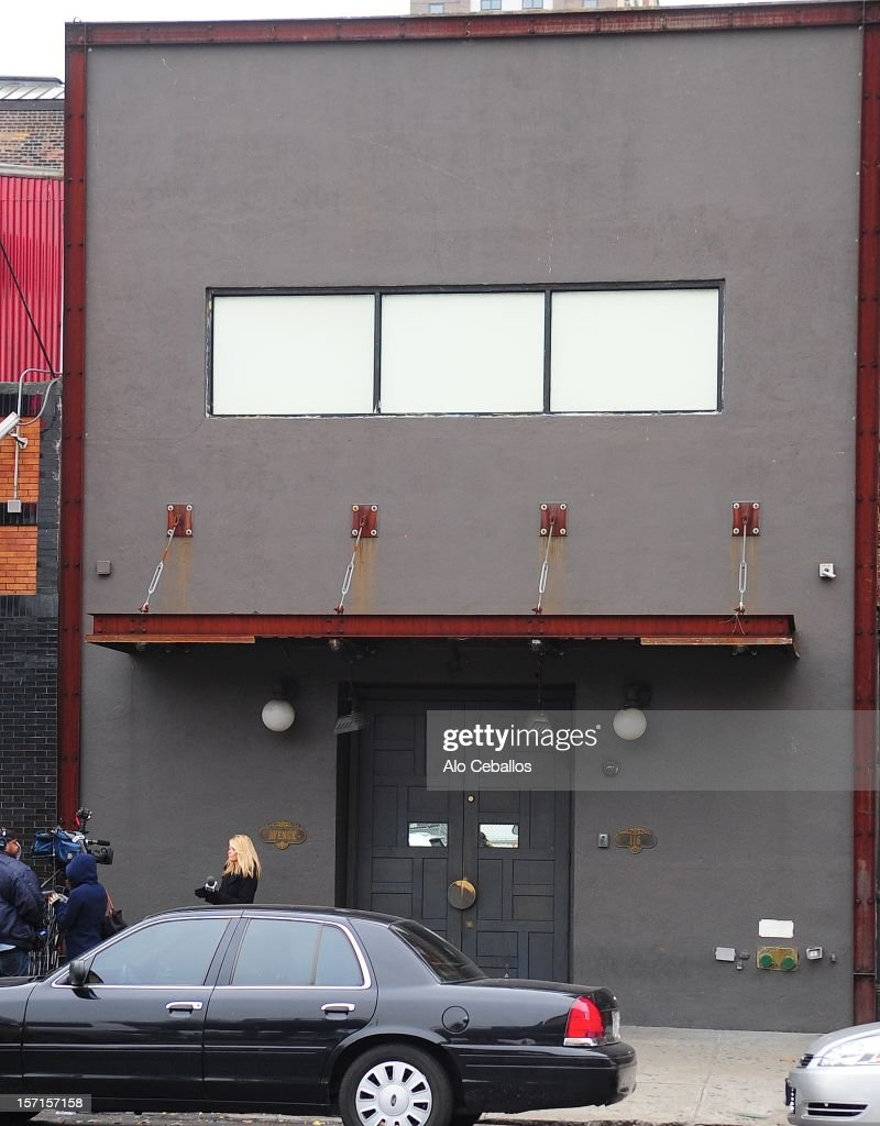 A general view of Nightclub Avenue on November 29, 2012 in New York City. Lindsay Lohan was charged with third-degree assault after being taken to the 10th precinct following an alleged assault on woman at club Avenue NYC early this morning.