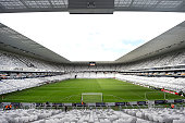 General view of Nouveau Stade de Bordeaux before the UEFA Europa League match between FC Girondins de Bordeaux and Liverpool FC on September 17 2015...