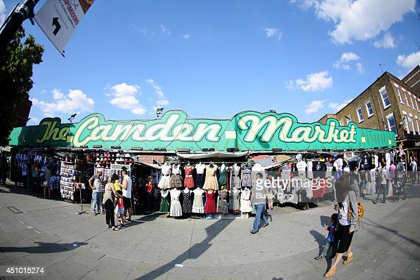 General view of on June 21 2014 in London United Kingdom