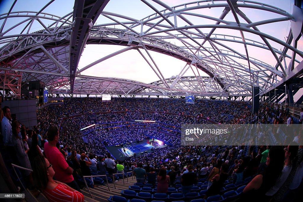 2015 U.S. Open - Day 1 : News Photo