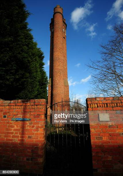 General view of Perrott's Folly which is one of the oldest buildings in Birmingham and said to be the original inspiration for J R R Tolkien's 'The...