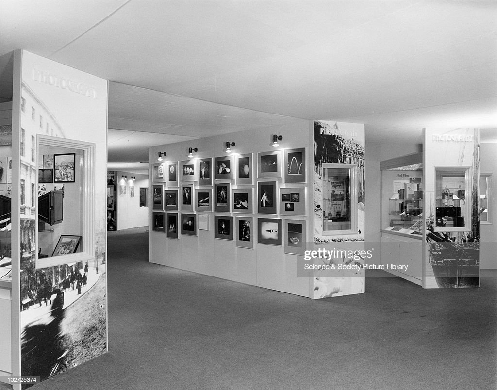 General View of Photography gallery, Science Museum, 1979.