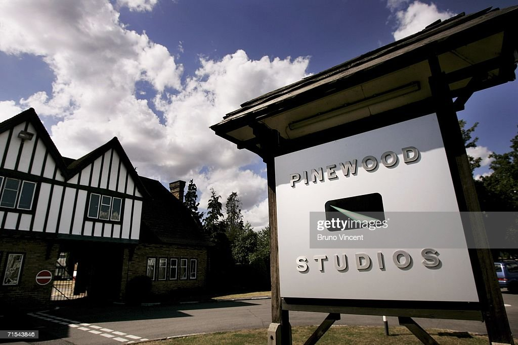 A general view of Pinewood studios on July 30, 2006 in Bukinghamshire, England. Eight fire engines tackled a blaze at the renowned film studios at the set of the new James Bond film 'Casino Royale' where filming has recently ended, which reportedly housed a replica of Venice.