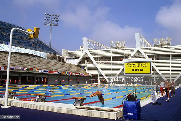 Bernat picornell stock photos and pictures getty images for Piscines picornell