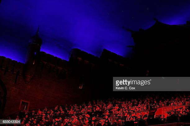 A general view of play during the ELEAGUE CounterStrike Global Offensive Major Championship finals at Fox Theater on January 29 2017 in Atlanta...
