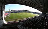 GBR: Northampton Town v Morecambe - Sky Bet League Two