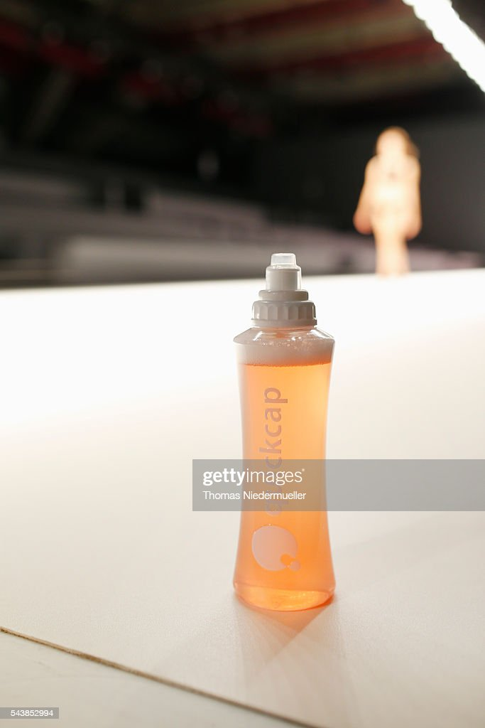 A general view of Quickcap during the Mercedes-Benz Fashion Week Berlin Spring/Summer 2017 at Erika Hess Eisstadion on June 28, 2016 in Berlin, Germany.